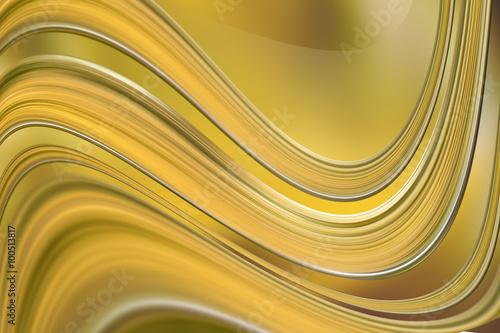 Fotobehang - abstract yellow background