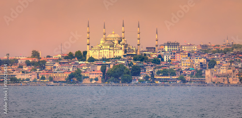 Golden Horn in Istanbul, Turkey Poster