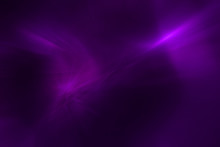 Purple Wave Glow. Lighting Effect Abstract Background For Your B