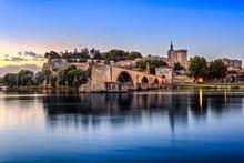 Saint-Bénezet , Avignon In Fr...