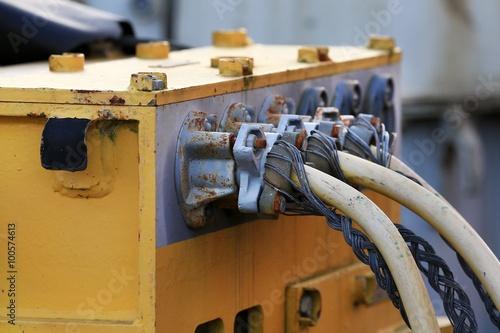 Sécurité électrique antidéflagrante