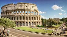 Colosseum, Coliseum, Rome