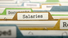 Salaries On Business Folder In...
