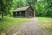 Little Greenbrier Schoolhouse....
