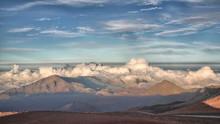 Haleakala, Maui, Volcanic Crat...