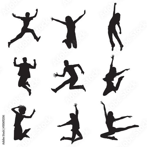 Photo  People Jump