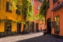 Old Town - Gamla Stan