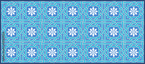 Fotografie, Obraz  Pavimento in ceramica