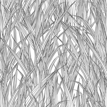 Seamless Linear Pattern - Grass