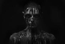 Female Demon.Art Studio Shot.G...