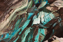Abstract Texture Of The Oxidat...