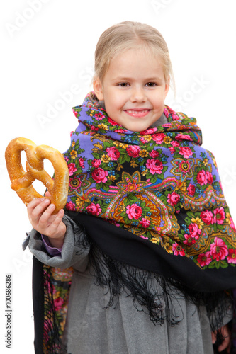 russian small girl