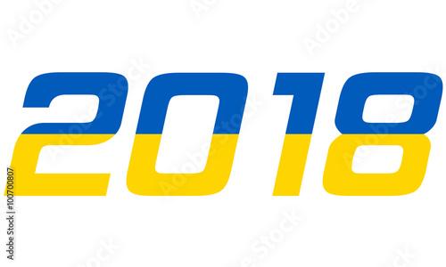 Photo  2018 Year.Ukraine