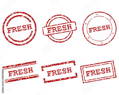Obraz Fresh Stempel - fototapety do salonu