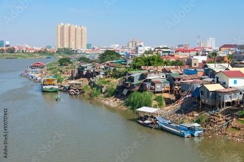 Phnom Penh Tapéta, Fotótapéta