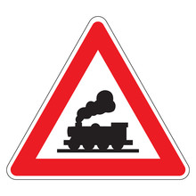 Uncontrolled Railway Crossing