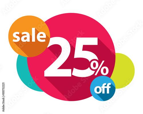 Pinturas sobre lienzo  25% discount logo colorful circles