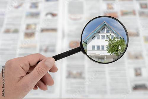 Photographie  Immobilie Inserat Immobilienmarkt