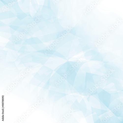 Niebieskie tło - fototapety na wymiar