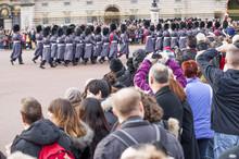 Buckingham Palace Guard Change
