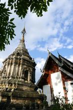 Wat Thao Kham Wang, Hangdong District, Thailand