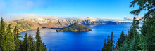 Crater Lake National Park In O...