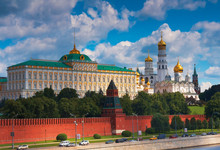 Moscow Kremlin, Grand Kremlin Palace. Russia Moscow