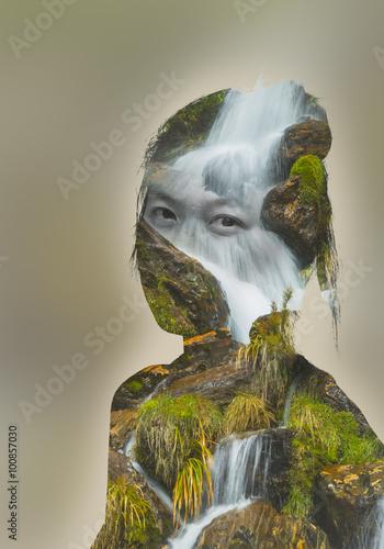 kobieta-drzewo