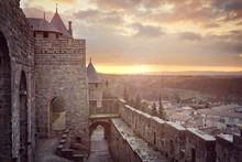 Cite De Carcassonne, France
