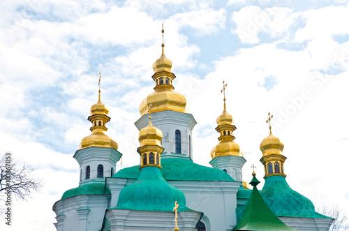 Foto op Plexiglas Kiev Kiev-Pechersk Lavra