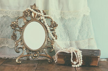 Antique Blank Victorian Style ...