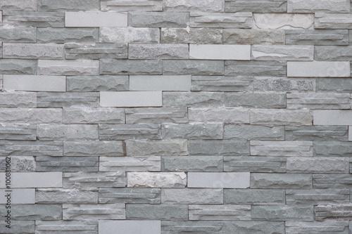 Cadres-photo bureau Mur Background of brick wall texture.