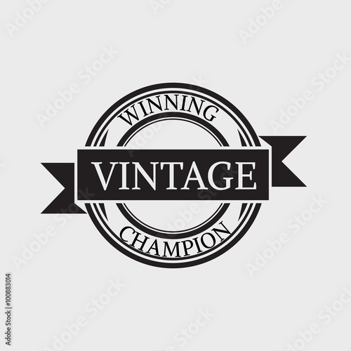 good buy best new lower prices vintage logo brand badge label concept champion,victory ...