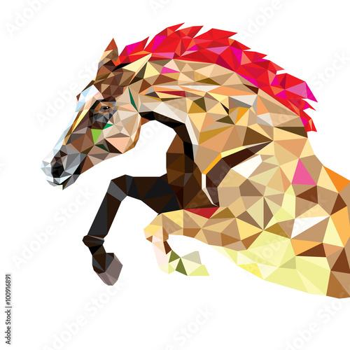geometryczny-kon
