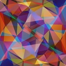 Multicolored Bright Background