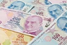 Background Of Turkish Lira Ban...