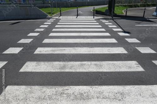 Foto Pedestrian crossing