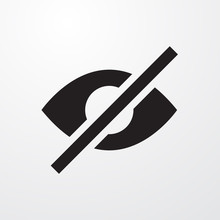 Hide Icon For Web And Mobile