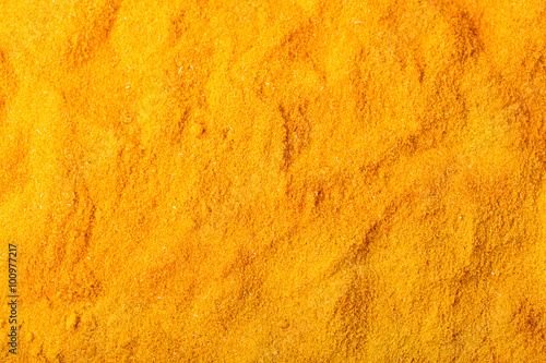 Canvas Prints Spices curry spice powder