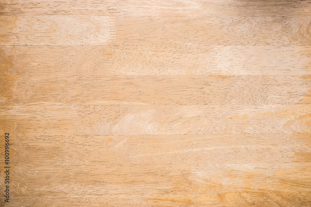 Fototapety, obrazy: Top view, wooden table