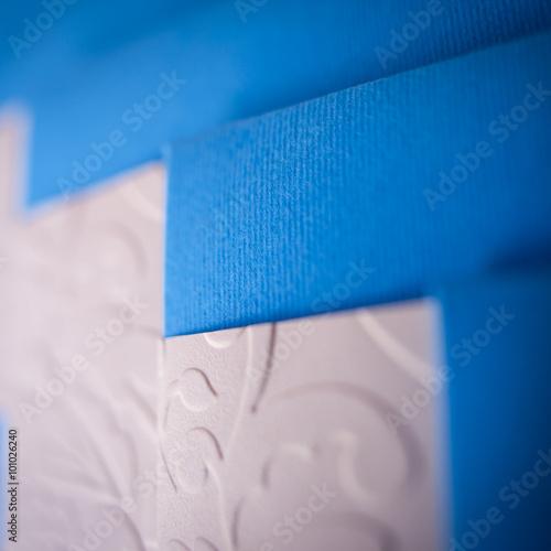 Fotografie, Obraz  stack of  paper for creative work