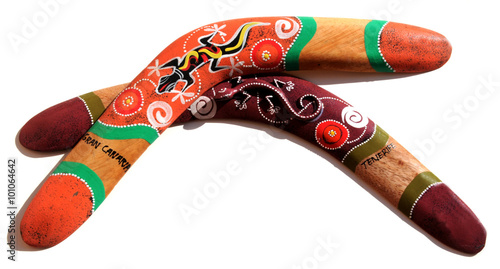 Boomerang كيد Bumerang বুমেরাং 回力镖 Бумеранг บูมเมอแรง بومر ینگ Μπούμερανγκ Bumer Canvas Print