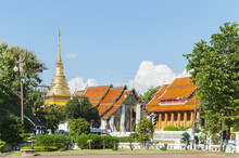 Wat Chang Kham, Nan