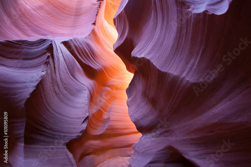 Canvas Prints Antelope Antelope Canyon - USA Southwest