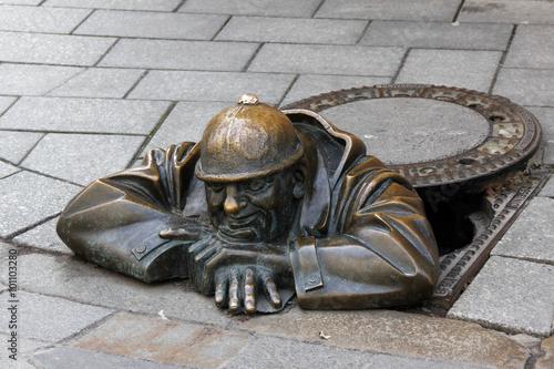 Photo  Cumil in Bratislava