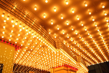 Theatre Entrance Marquee Lights