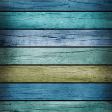 Colored Wooden Texture