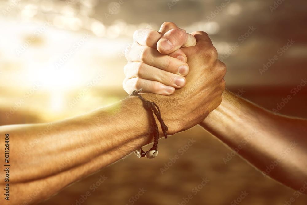 Fototapeta Friendship