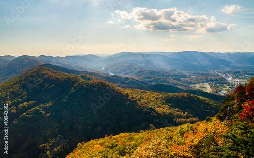Cuadros en Lienzo Cumberland Gap National Historical Park