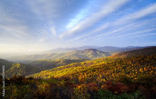 Fotografie, Obraz  Shenandoah National Park